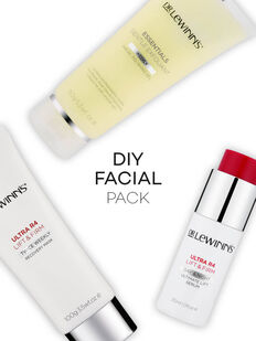 DIY Facial Pack